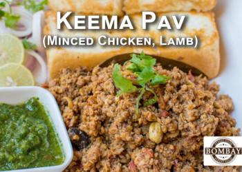 Keema Pav